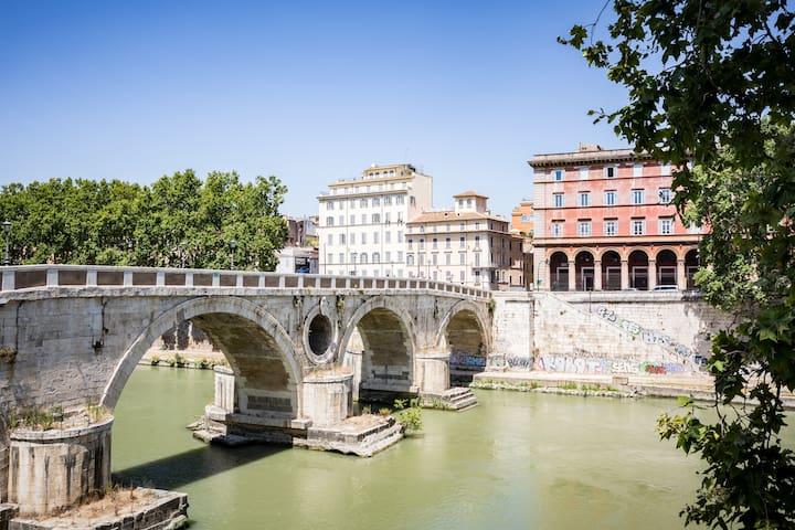 Flaminia House Roma Trastevere