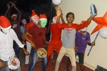 Christmas at Anashwara