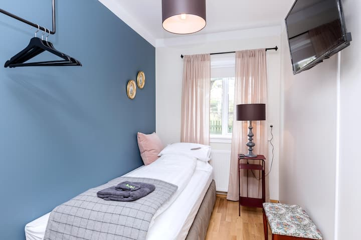 Single Room in the heart of Reykjavik
