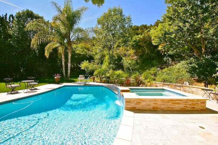 Resort style living Hollywood Hills Encino Bel Air - Los Angeles - Maison