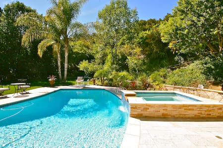 Resort style living Hollywood Hills Encino Bel Air - 洛杉矶