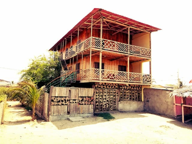 SUNSET BED & BREAKFAST SAN JACINTO MANABI ECUADOR