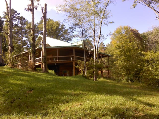 Don Quijote Lodge - Morganton - Huis