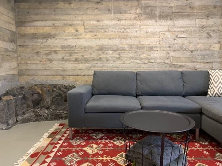 Lava apartment 815 in Þorlákshöfn