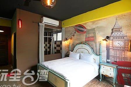 綠島 Standard double room(標準雙人房) - Lüdao Township