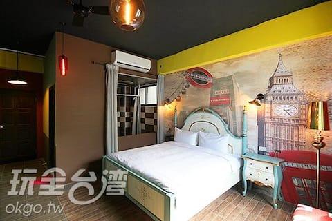 綠島 Standard double room(標準雙人房)