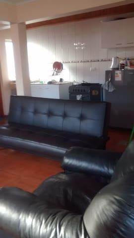 Arriendo Casa Amplia Nueva 2 pisos - Concepción, Arenas del Bio Bio, Chillancito  - House