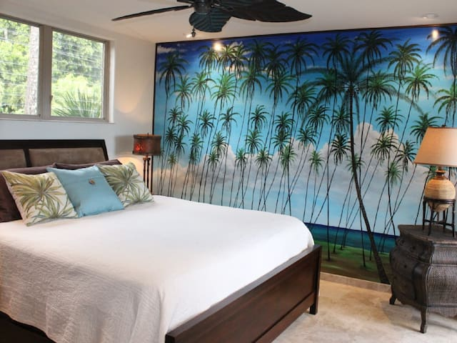 """Molokai Palms"" - Wavecrest, Hawaii"