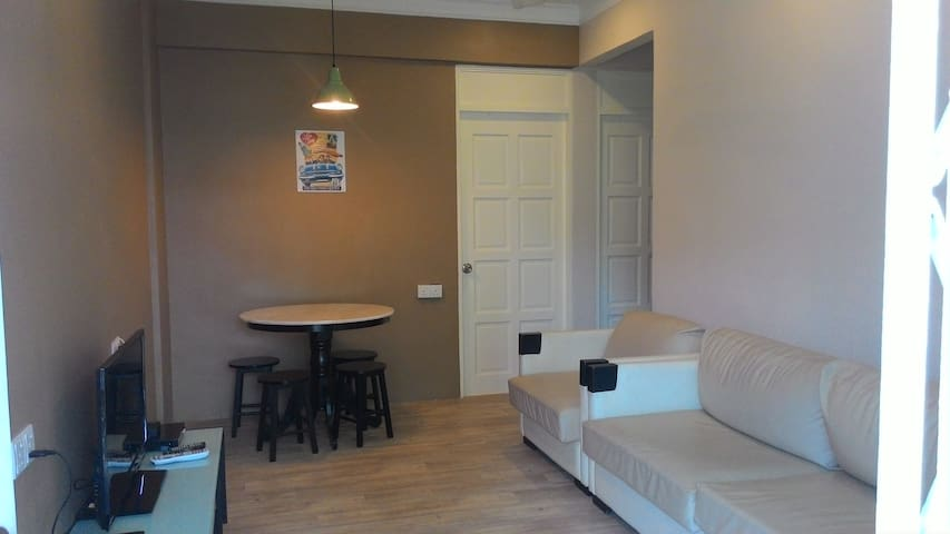 Fastbook 2Bedroom Studio (Wayton) - Air Itam - Appartement