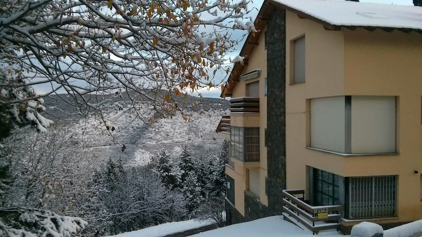 Apartament a la Molina. - Alp - Appartement