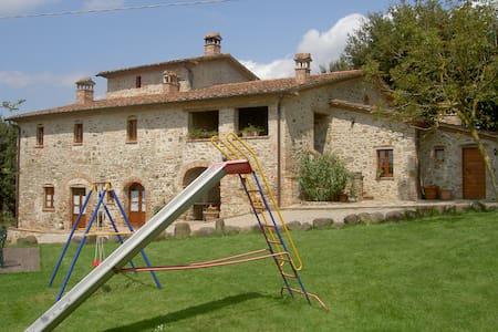Colonnellihouse-Torretta - Appartement
