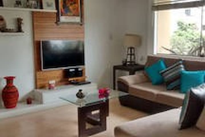Lindo room con baño externo privado - Lima - Apartment