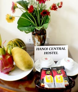 Welcome Hanoi Central Hostel - Hanói - Bed & Breakfast