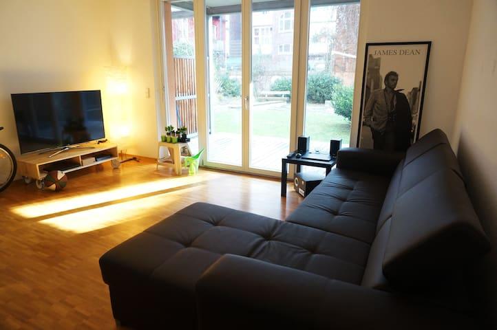 Luxus STUDIO Appartment in Stuttgart West Zentrum - Stuttgart - Apartment