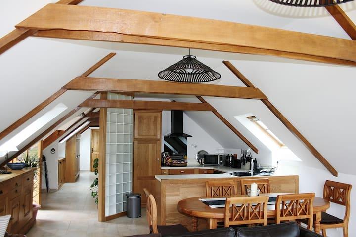 Oak View - Plouay - Apartamento