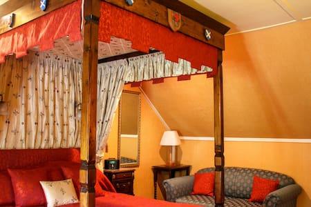 The Oak, Creagan House, Bed & Breakfast, Strathyre