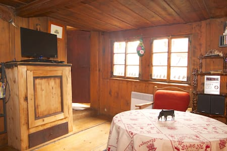 The Top 20 Chalets for Rent in Switzerland - Airbnb: cottages in ...