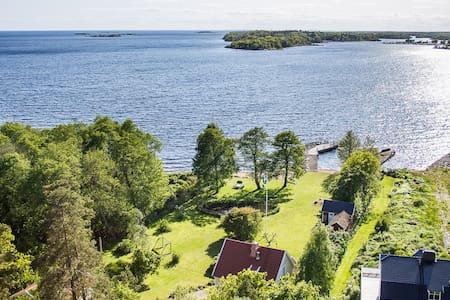Villa Solvik - Rumah
