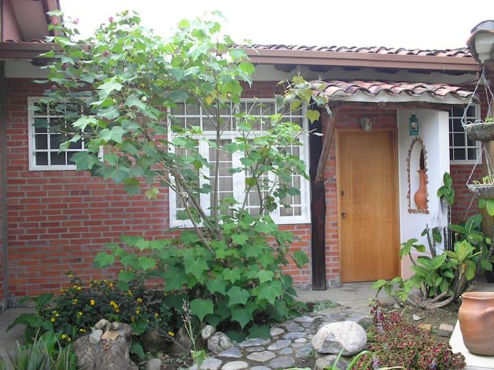 Habitacion c/ entrada independiente