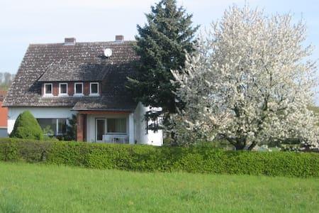 Sehr sauberes Einzelzimmer, Dusche - Kirchhain