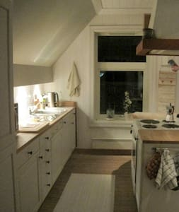Cozy loft apartment for 1 or two =) - Stavanger - Apartment
