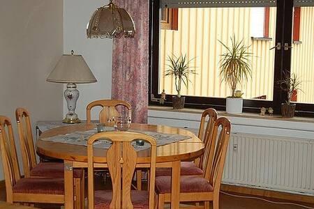 Geräumige Ferienwohnung - Macken - 公寓