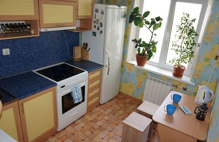 Уютная квартира со всем необходимым - Vladivostok - Byt