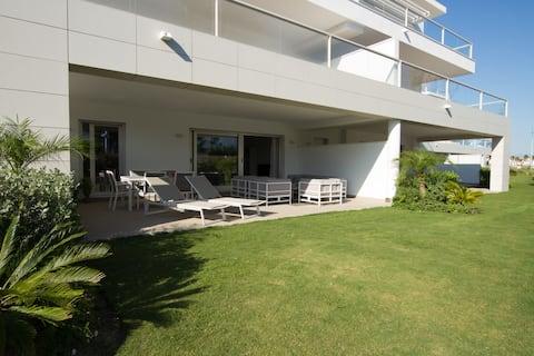 New, modern apartment in San Pedro de Alcántara