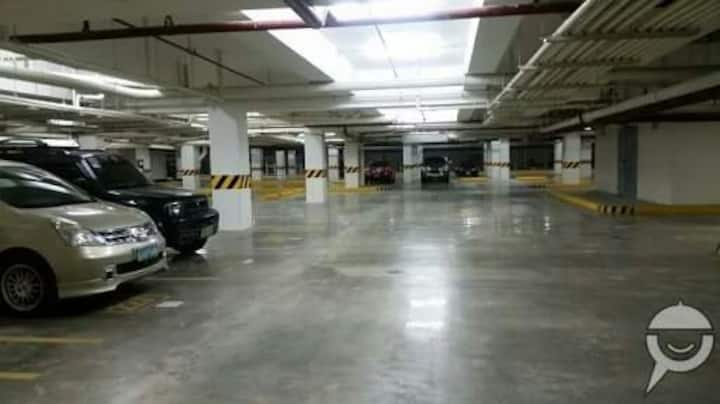 Parking Space at Shell Residences