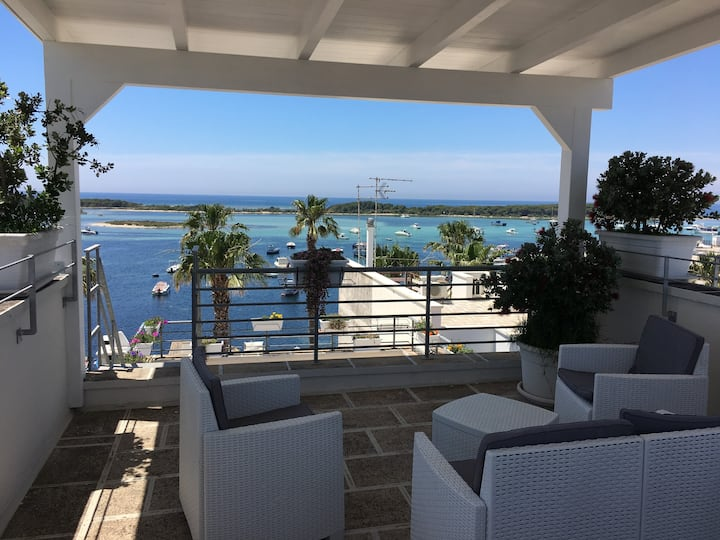 Lovely flat in  Porto Cesareo