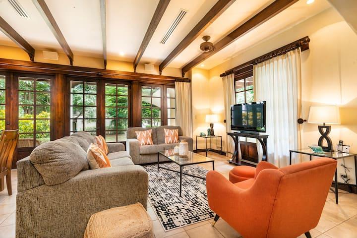 2 Bedroom 6 guests Luxury Villa - Hacienda Pinilla