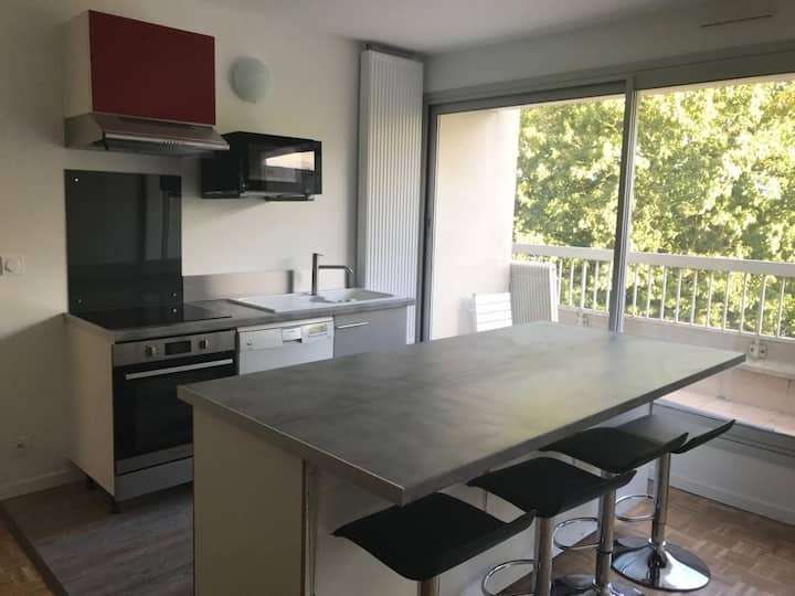 Superbe appartement 4 chambres/8P-Cergy Préfecture