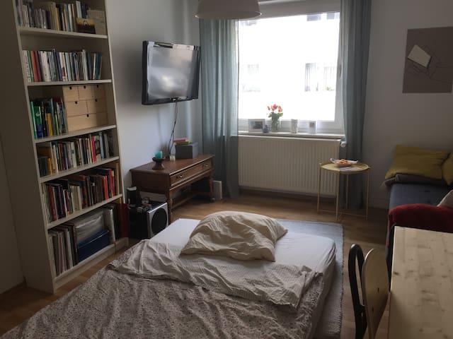 Gemütliches Zimmer in der Karlstraße - Paderborn - Appartement en résidence