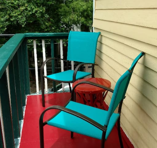1BR Bywater apt with private Balcony [17STR-10572]