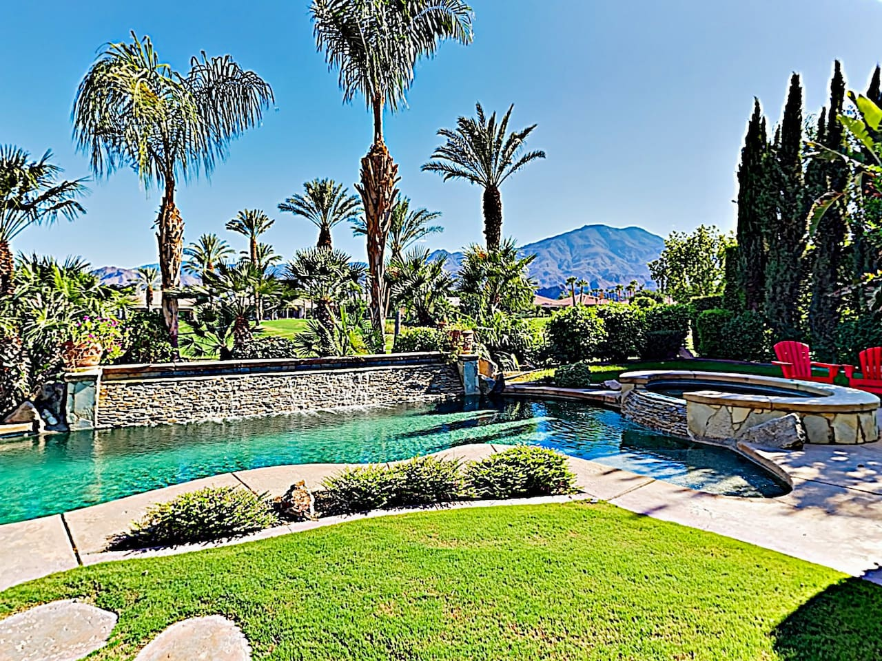 Welcome to PGA West! This luxury home is professionally managed by TurnKey Vacation Rentals.