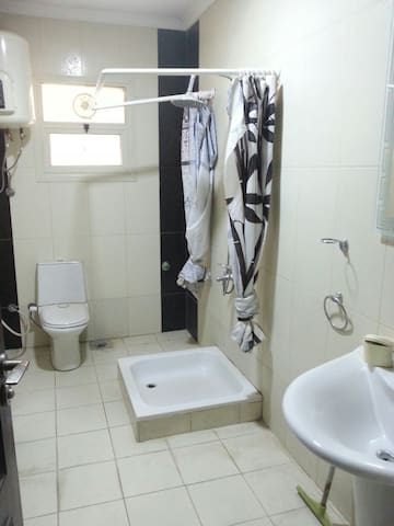 furnished apartment - zahraa el maadi - Appartement