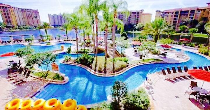 Orlando FL Bonnet Creek Resort 2BD in Disney Gates