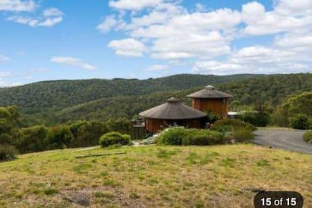 A unique yurt in the otways! - Deans Marsh