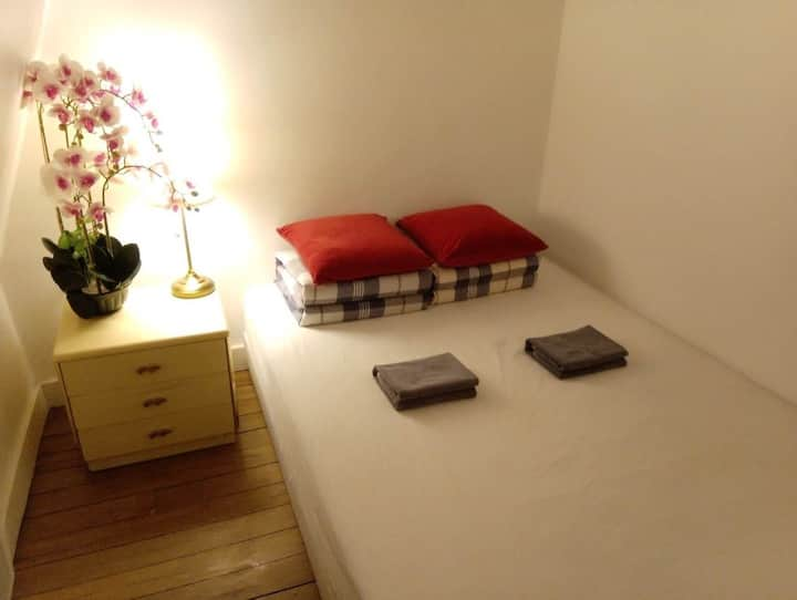 L&D 602-double bed room for 2 persons 75019