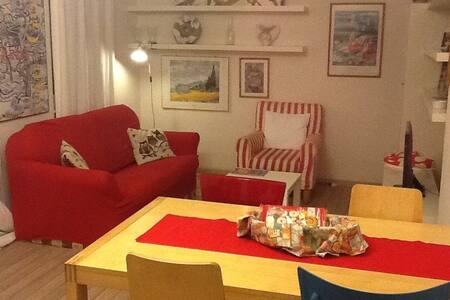 Casa Paola: a Charming Central Flat! - Genova - Huoneisto