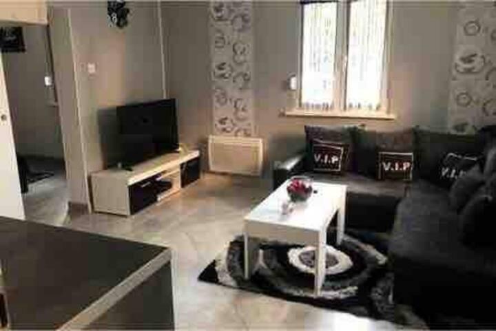 Espace détente ( appartement dans maison )
