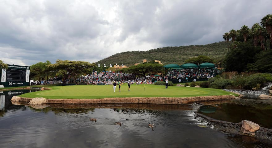 Nedbank Golf Challenge Week - Sun City - Byt