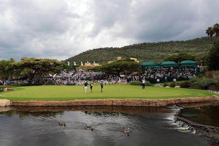 Nedbank Golf Challenge Week - Sun City - Appartement