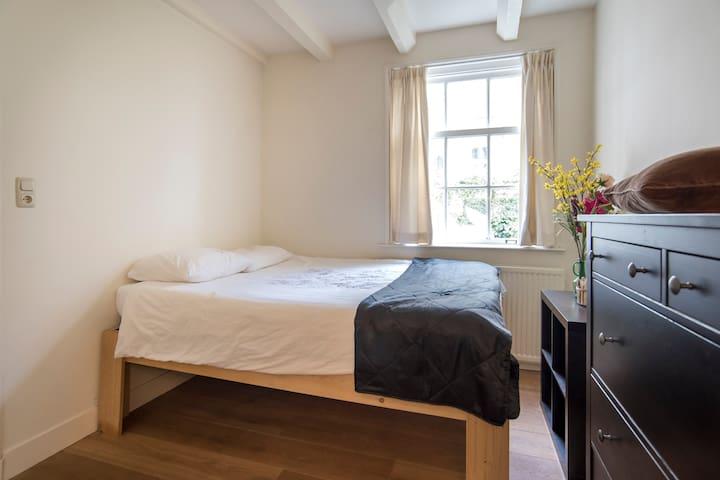 18e century canalhouse private room - Amsterdã - Apartamento