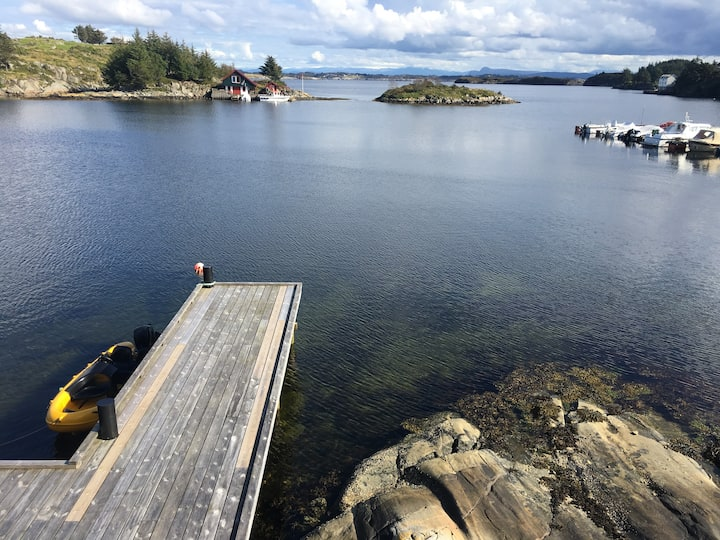 Austevoll, Cabin By The Sea