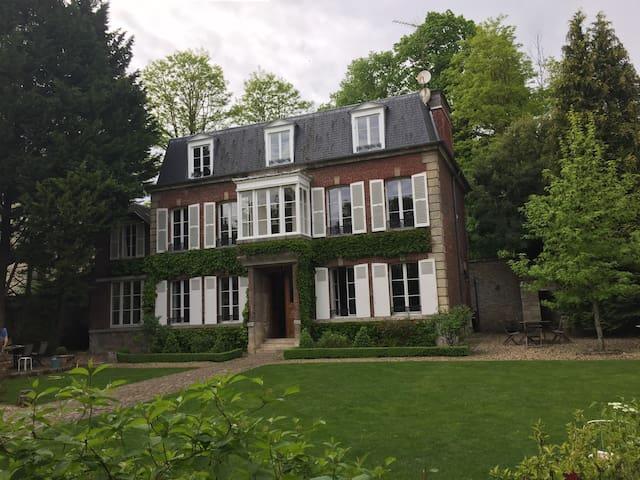 Maison de charme - Senlis - Hus