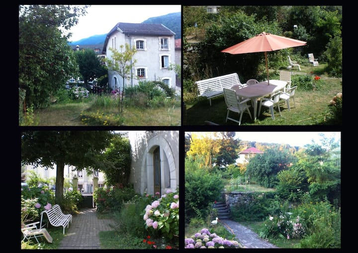 T3 85 m2  dans Villa Coecilia avec Jardin
