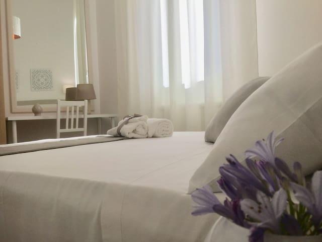 camera da letto appartamento B
