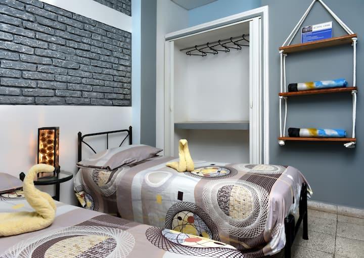 Hostal Caribe-Room 1