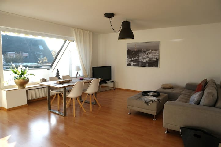 2room Apartment nearby Düsseldorf